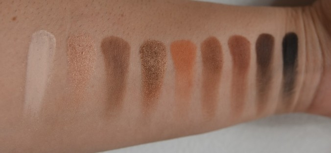 Kyshadow - The Bronze Palette by Kylie Cosmetics #7