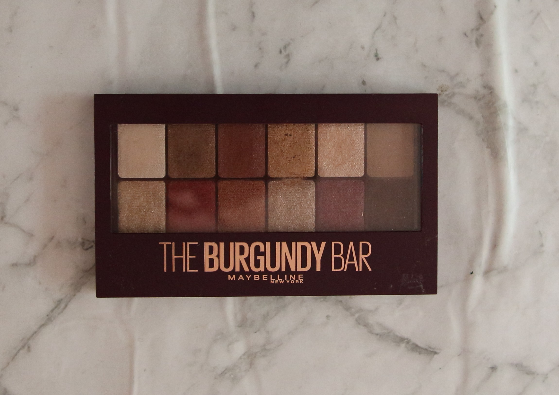 c61bd6ef190 Maybelline The Burgundy Bar Review and Swatches ...